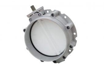 single flange valves
