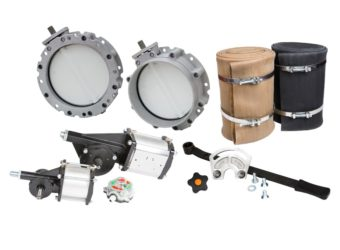 valves and accessories for powder